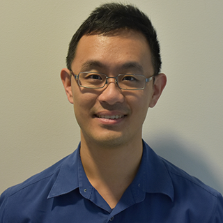 Head shot photo of Dr Vincent Lee